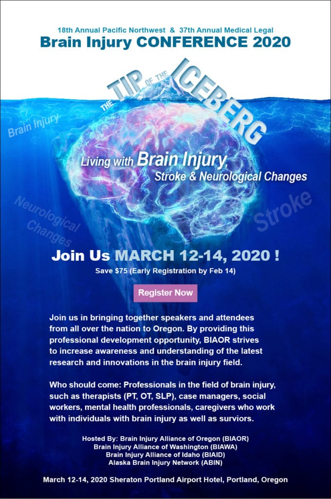 Brain Injury Conference 2020